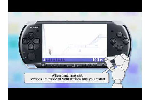 echoshift™ - PSP® Official Trailer - YouTube