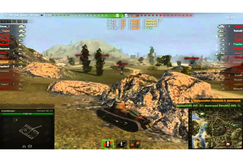 World of Tanks - Best free online games no download Ever ...