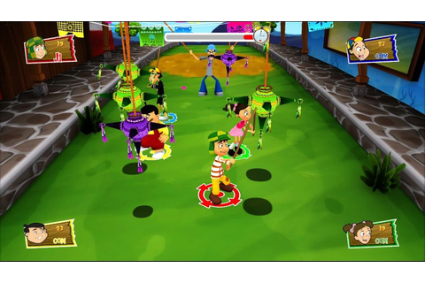 El Chavo Game - Wii [USA] ISO Download - Torrent