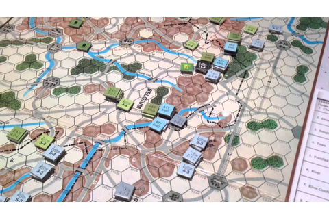 Battle of the Bulge AAR V1 16PM - YouTube
