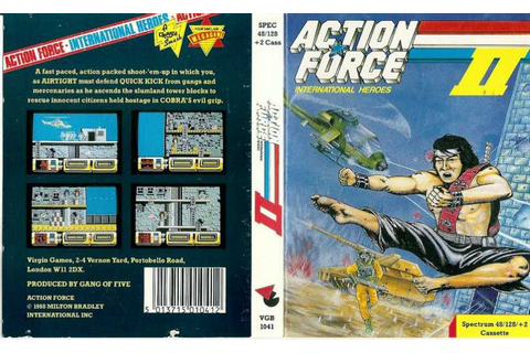 Action Force II | 80'S Top Games