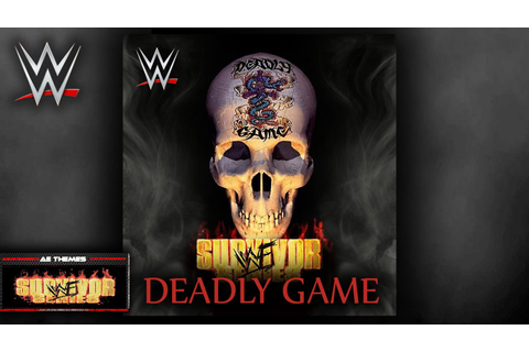 "WWE: ""Deadly Game"" (Survivor Series) [1998] Theme Song ..."