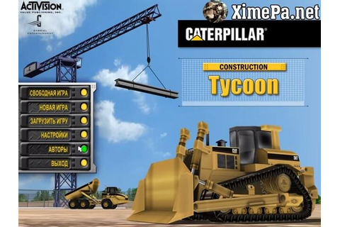 Download Caterpillar Construction Tycoon (Windows) - My ...