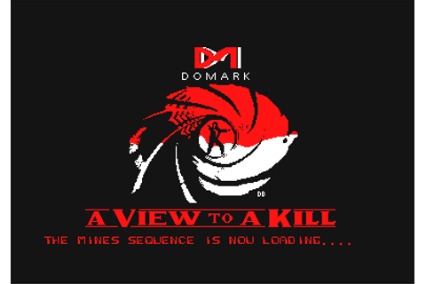 Download A View to a Kill: The Computer Game - My Abandonware