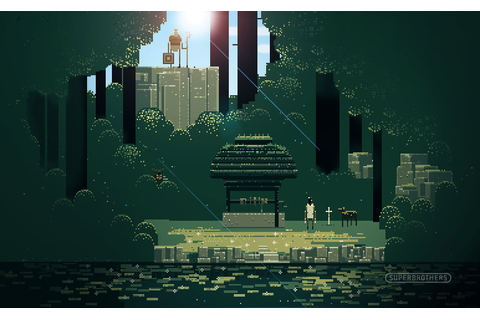 "Games I Like: ""Superbrothers: Sword & Sworcery EP ..."