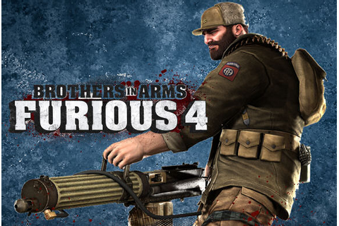 Games Mania: Brothers in Arms Furious 4