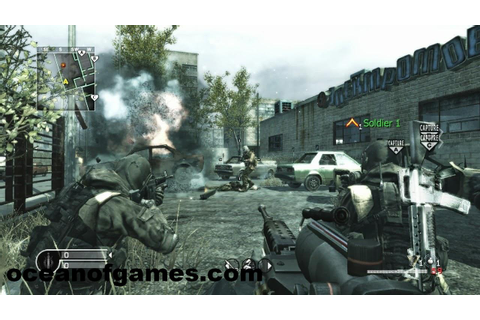 Call of Duty Modern Warfare 3 Free Download - Ocean Of Games