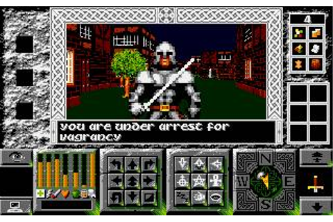 Legends of Valour Download (1993 Amiga Game)