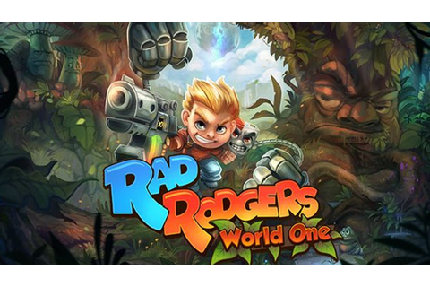 Rad Rodgers: World One - FREE DOWNLOAD CRACKED-GAMES.ORG