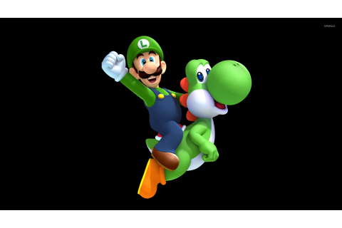 New Super Luigi U wallpaper - Game wallpapers - #21472