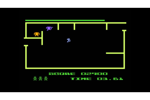 K-Razy Shoot-Out for the Atari 8-bit family - YouTube