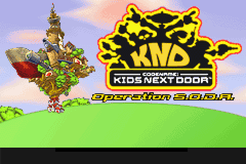 Codename: Kids Next Door: Operation S.O.D.A. (2004) by ...