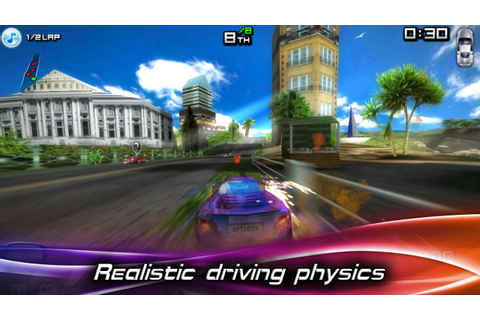 Download Overspeed High Performance Street Racing Game ...