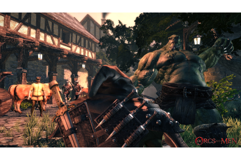 Of Orcs and Men Screenshots - Video Game News, Videos, and ...