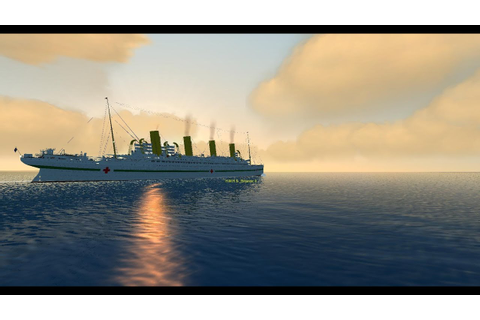 HMHS Britannic Virtual Sailor 7 - YouTube
