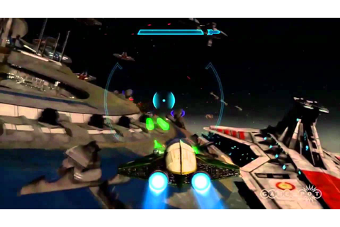 Rebel Fighter - Kinect Star Wars Gameplay - YouTube