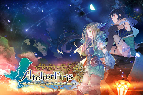 Atelier Firis: The Alchemist and the Mysterious Journey mit neuem ...
