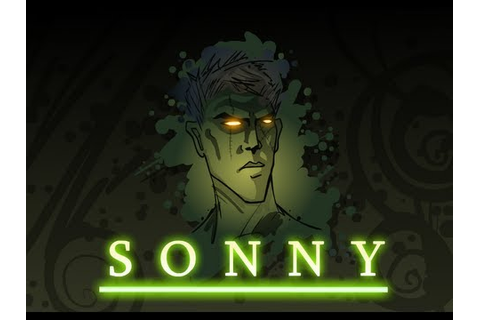 Modified Flash Game(Sonny) - V2 - YouTube
