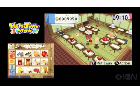 Hometown Story - Gameplay Trailer - YouTube