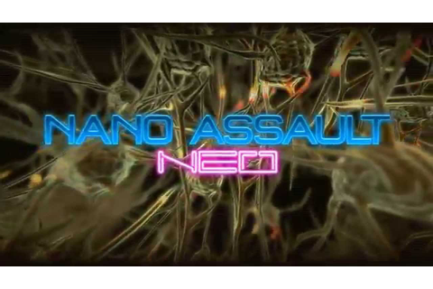 Shin'en: Nano Assault Neo (Wii U) Full Trailer - YouTube