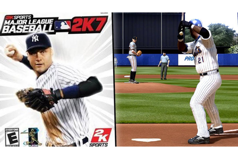 BARRY BONDS IS IN THIS GAME - Major League Baseball 2K7 ...
