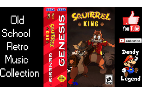 Squirrel King Sega Genesis Music Soundtrack - Boss Theme ...