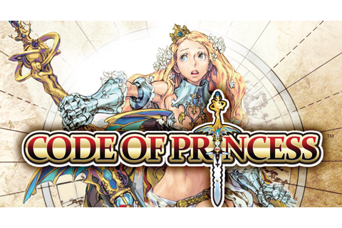 Code Of Princess Reduced To $29.99 On North American 3DS ...