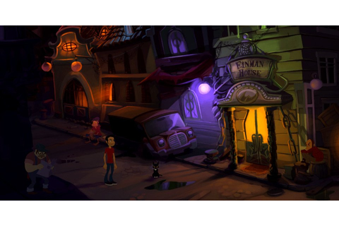 Gibbous: A Cthulhu Adventure review | Adventure Gamers