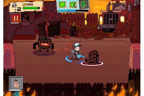 Play Gravity Falls Take Back The Falls - Free online games ...