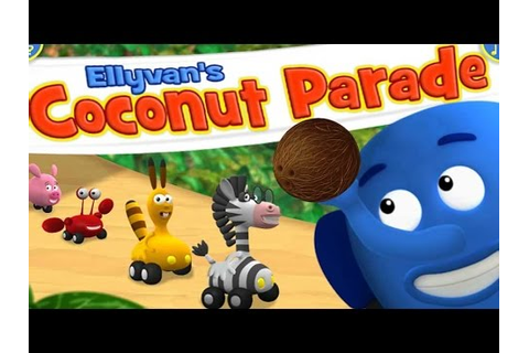 Disney Jungle Junction - Ellyvan`s Coconut Parade (Kids ...