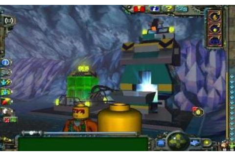 LEGO Rock Raiders download PC