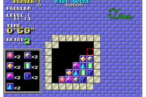 Puzznic - Videogame by Taito