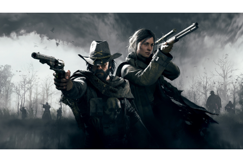 Hunt: Showdown - Hunt: Showdown is officially Out on PC