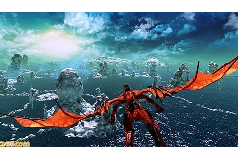 Game News: Panzer Dragoon spiritual successor, Crimson ...