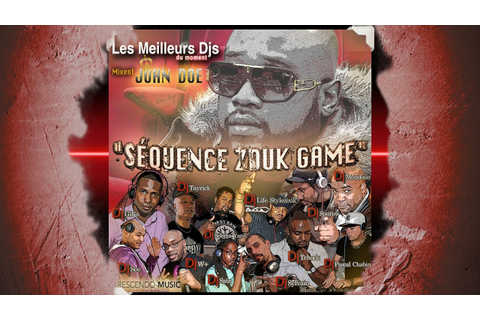 "Teaser Djs Compil' ""SEQUENCE ZOUK GAME"", montage par ..."