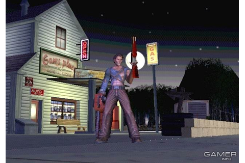 Evil Dead: A Fistful of Boomstick (2003 video game)