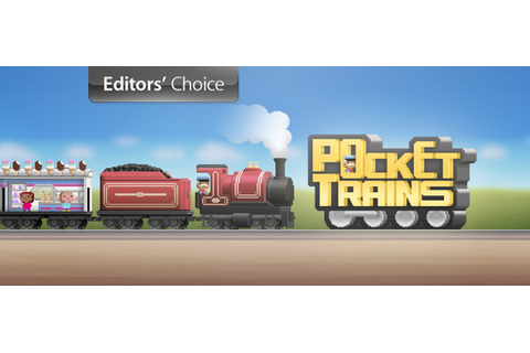 Pocket Trains rolls in to become App Store Editors' Choice