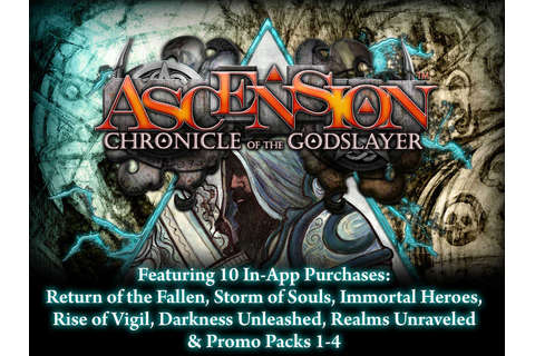 Ascension: Chronicle of the Godslayer Review and ...
