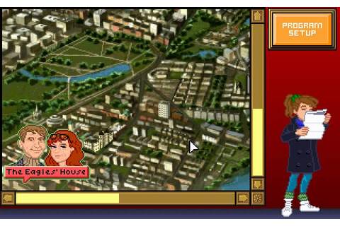 Download Eagle Eye Mysteries in London adventure for DOS ...
