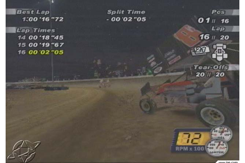 World of Outlaws: Sprint Cars 2002 Screenshots, Pictures ...