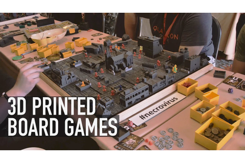 3D Print Your Own Board Game: Check Out BoardCraft ...