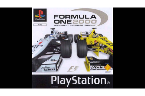 Formula one 2000 (ps1) - Arcade mode music - YouTube