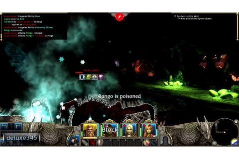 Might & Magic X - Legacy Gameplay (PC HD) - YouTube