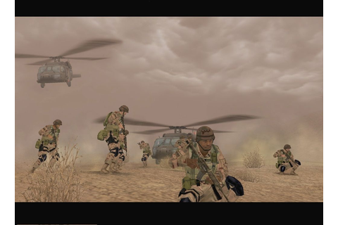 America's Army: Rise of a Soldier Screenshots - Video Game ...