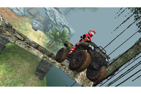 ATV Simulator 4x4 – Off Road Quad Bike Racing 3D - Apps on ...