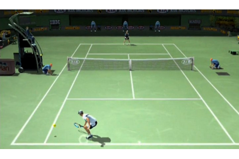 10 Best Tennis Video Games So Far - Level Smack