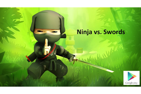 Ninja game - A funny game, Free game for Android - Get it ...