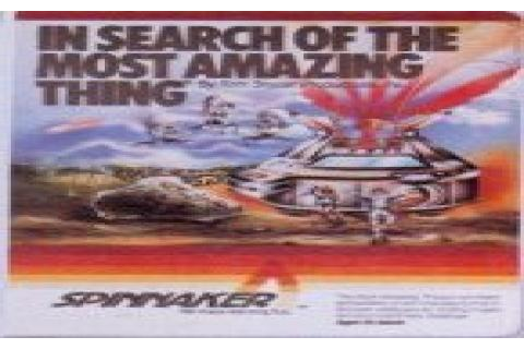 In Search of the Most Amazing Thing download PC