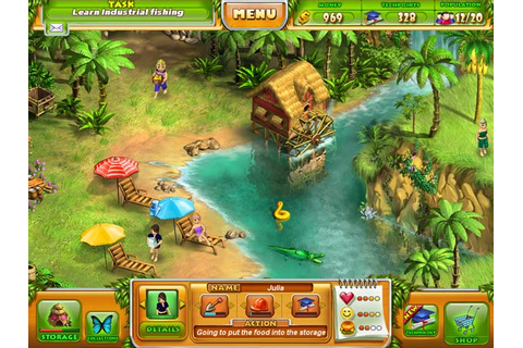 Farm Tribe > iPad, iPhone, Android, Mac & PC Game | Big Fish