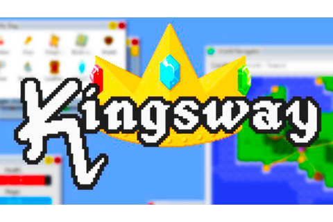 WINDOWS 95 THE GAME?! | Kingsway Gameplay / Let's Play ...